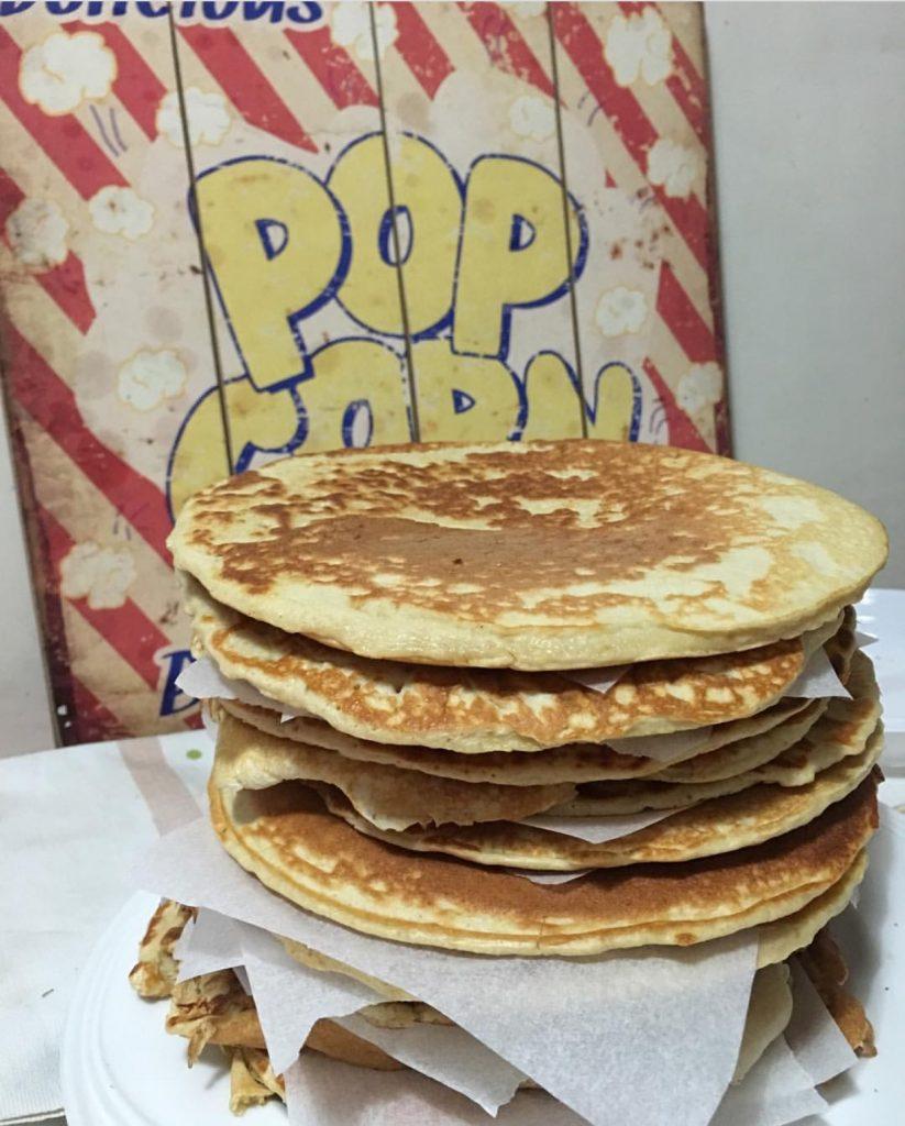 I pancake proteici sono una delle mie colazioni preferite!