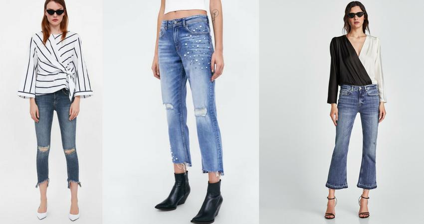Tutti i jeans sono di Zara