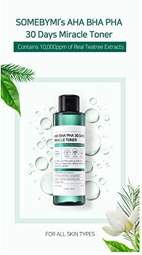 SOME BY MI - AHA, BHA, PHA 30 Days Miracle Toner