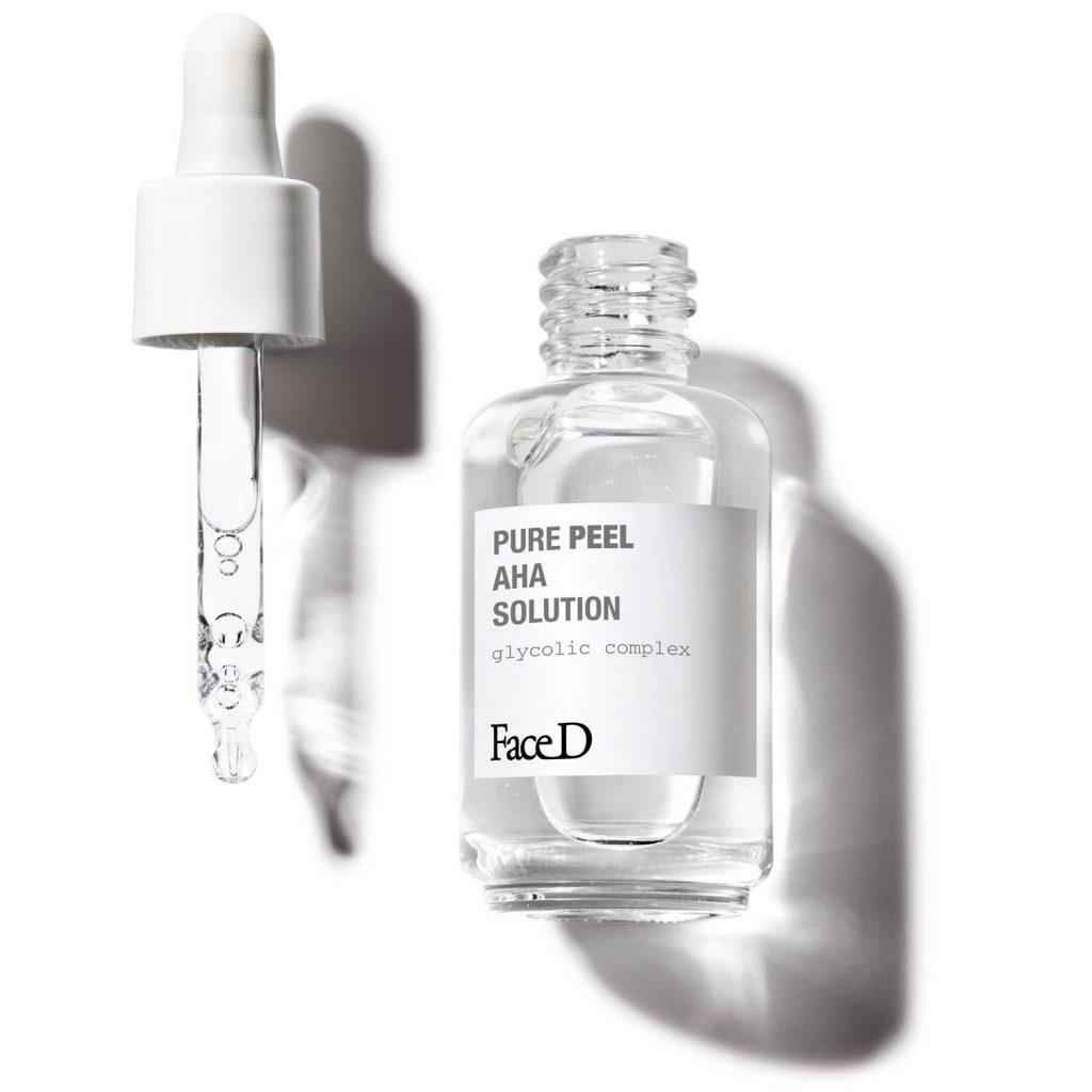 Faced Pure Peel Soluzione AHA