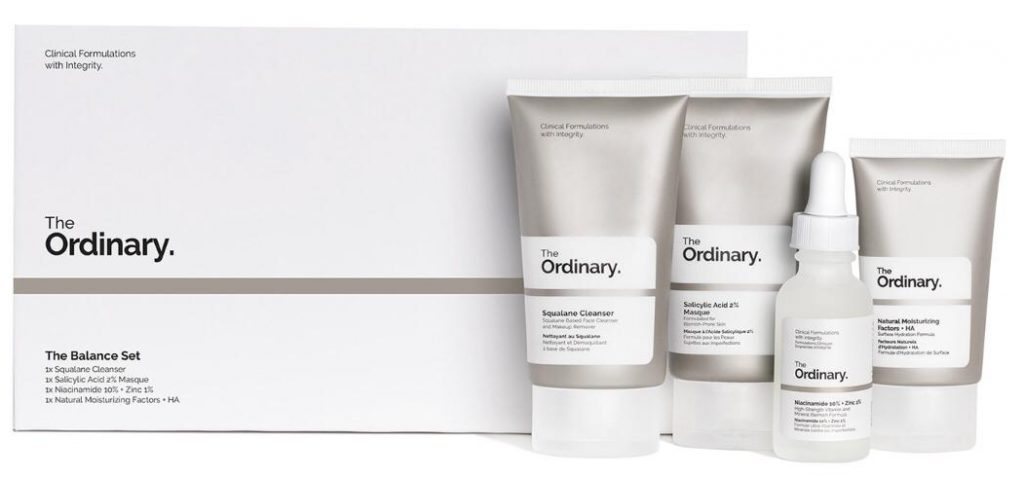 THE ORDINARY - THE BALANCE SET