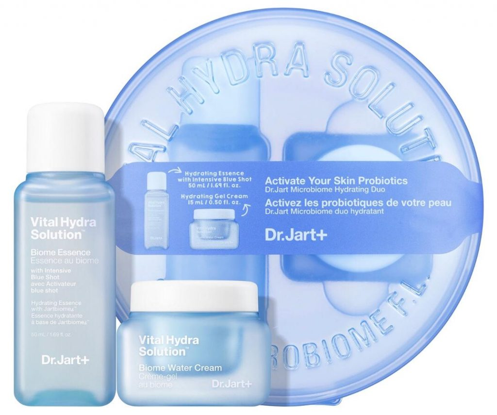 DR.JART - VITAL HYDRA SOLUTION MICROBIOME HYDRATING DUO
