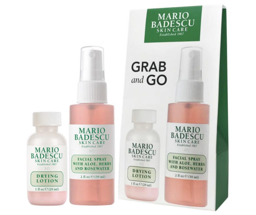 MARIO BADESCU - GRAB AND GO