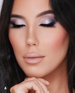 GLAM PALETTE LOOK ( pic from